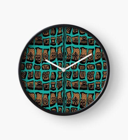 Wild Women Aint got no Blues Clock