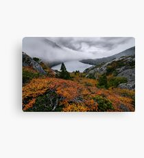 Lake Hanson  Canvas Print
