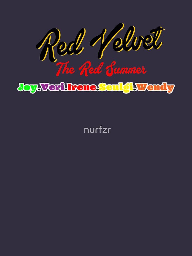 ROTER SAMT Der rote Sommer 03 von nurfzr