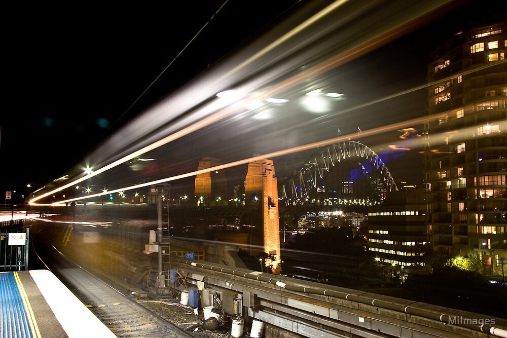 Milson's Point Station by MiImages