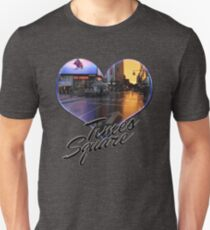 NYC New York City Skyline Souvenir Times Square Unisex T-Shirt