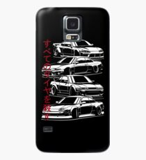 Kill all tires. Silvia S13, S14, S15  Case/Skin for Samsung Galaxy