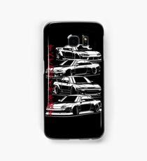 Kill all tires. Silvia S13, S14, S15  Samsung Galaxy Case/Skin