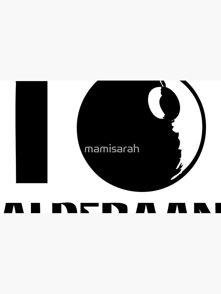 Alderaan von mamisarah