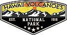 HAWAII VOLCANOES NATIONAL PARK VOLCANO HIKING NATURE EXPLORE CAMPER 2 by MyHandmadeSigns