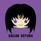 Sailor Saturn  by sunnehshides