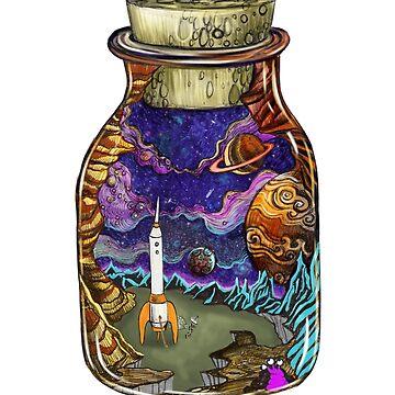 Aventura espacial de Ruta