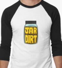 Jar of Dirt Men's Baseball ¾ T-Shirt
