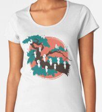 Spirits of the Trees Women's Premium T-Shirt