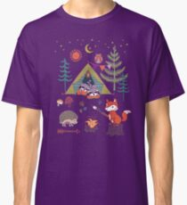 Waldtiere Campout Classic T-Shirt