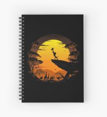 The Circle of Life Spiral Notebook