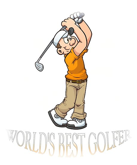 Cartoon Golf Shirt Best Of Funny Pictures Clipart on