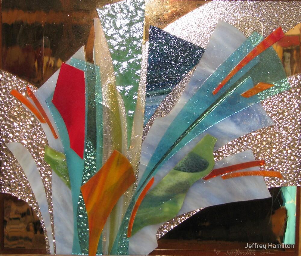Glass Assemblage No.17 by Jeffrey Hamilton