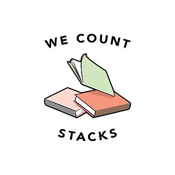 We Count Stacks - Number One by bryan-moats