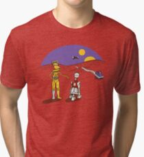 Not the Droids You're Looking For Tri-blend T-Shirt
