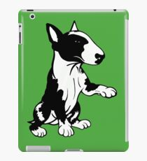 Coloured English Bull Terrier  iPad Case/Skin