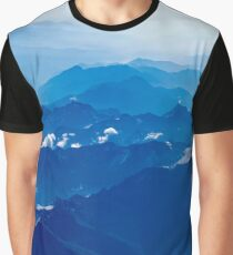 IN THE MOUTAINS MODERN PRINTING 1 Pc #27106693 Graphic T-Shirt