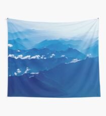 IN THE MOUTAINS MODERN PRINTING 1 Pc #27106693 Wall Tapestry