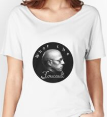 WTF Foucault Women's Relaxed Fit T-Shirt