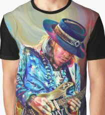 The original painting by Patricia Sobral Graphic T-Shirt