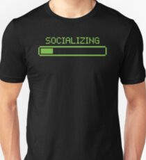 Socializing T-Shirt