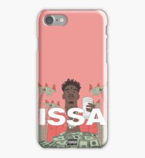 issa album cover iPhone Case/Skin