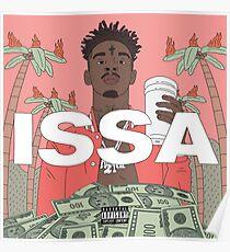 issa album cover Poster