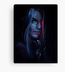 Kayn League Of Legends Canvas Print