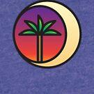 Crescent Palm by Patrick Brickman