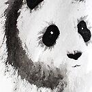« Panda Encre de Chine » par Ammodyte