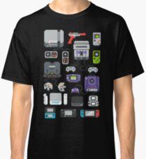 Camiseta clásica Super Pixel of my Childhood