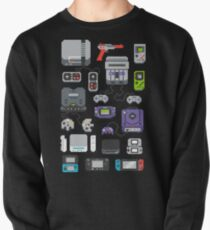 Super Pixel of my Childhood Pullover