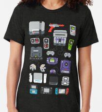 Super Pixel meiner Kindheit Vintage T-Shirt