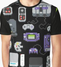 Super Pixel of my Childhood Graphic T-Shirt