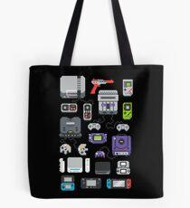 Super Pixel meiner Kindheit Tote Bag