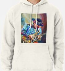 The original painting by Patricia Sobral Pullover Hoodie