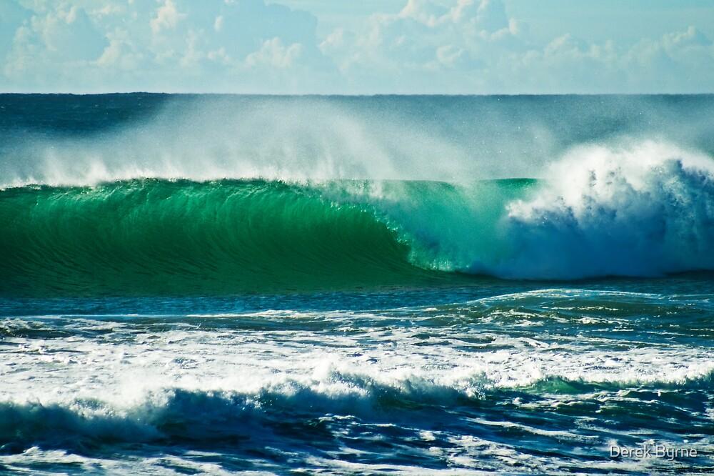 Beach Break by D Byrne