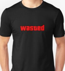 GTA - Wasted Unisex T-Shirt