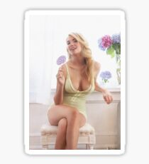Kate Upton - Lollipop Sticker