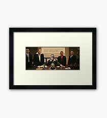 Big Business Poster - Conor McGregor Framed Print
