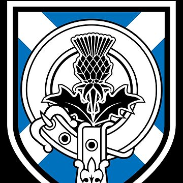 Scottland Clan with Thistle by ucrew