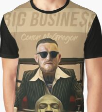 Big Business T-Shirt - Conor McGregor Graphic T-Shirt