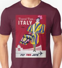 Vintage Rome Travel Swiss Guard T-Shirt
