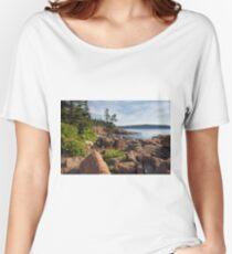 Coastal Beauty Women's Relaxed Fit T-Shirt