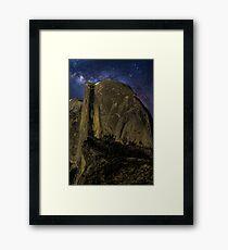 Half Dome in Yosemite Framed Print