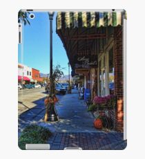 Small Town USA  iPad Case/Skin