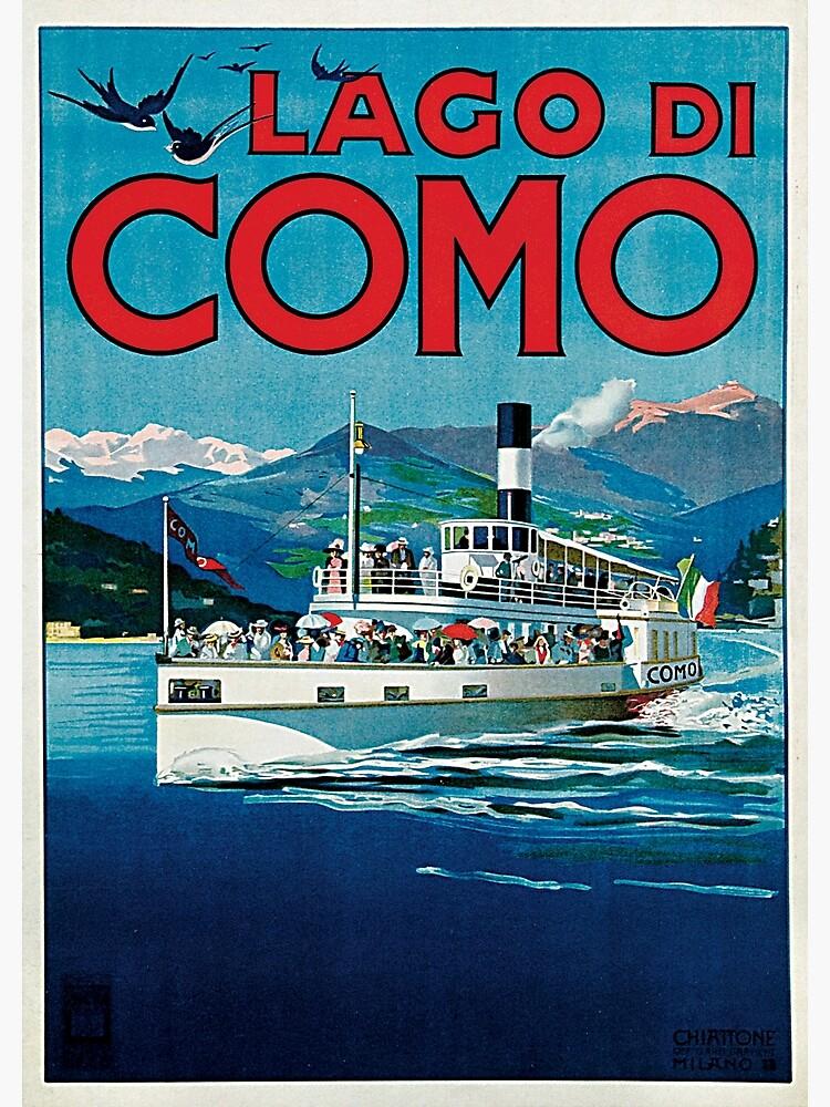 Weinlese Lago di Como Travel von pdgraphics