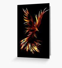 Phoenix greeting cards redbubble phoenix greeting card m4hsunfo