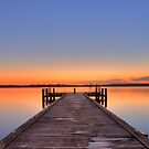 Military Jetty by Steve Bass