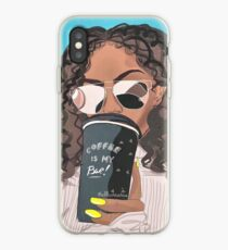 Coffee is my Bae iPhone Case